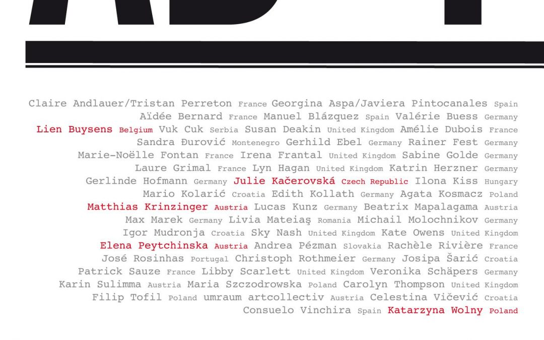 Catalogue d'exposition « Artists book on tour »