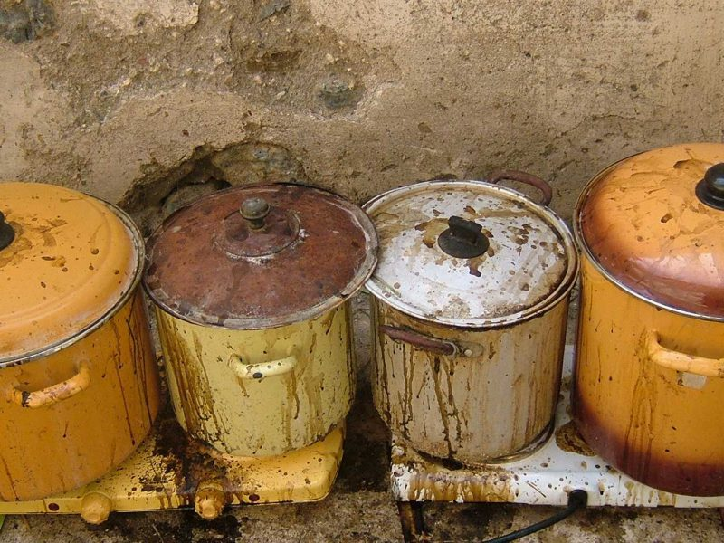 Atelier papier casseroles